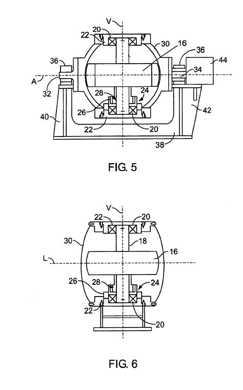 gyroscopic boat bed patent us6973847 gyroscopic roll stabilizer for boats