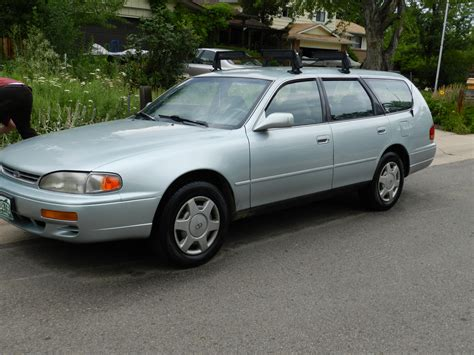 1996 Toyota Camry Wagon 1996 Toyota Camry Exterior Pictures Cargurus