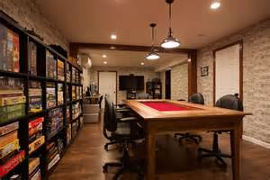 Custom Garage Designs building the ultimate game room part 5 done