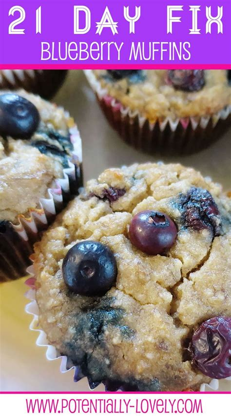 Can You Coconut Flour On 21 Day Sugar Detox by 21 Day Fix Blueberry Muffins Recipe Coconut Sugar