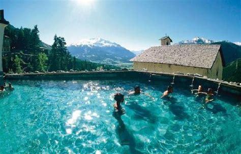 hotel giardino bormio recensioni la vasca esterna in roccia meraviglia foto di hotel