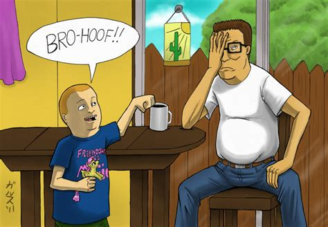 Bobby Hill Meme - bobby hill fluttershy and hank hill king of the hill