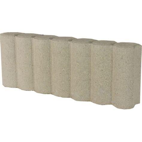 oldcastle   ft matt log concrete edging
