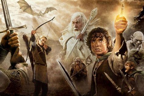 film fantasy tipo signore degli anelli il signore degli anelli finita la battaglia tra la warner