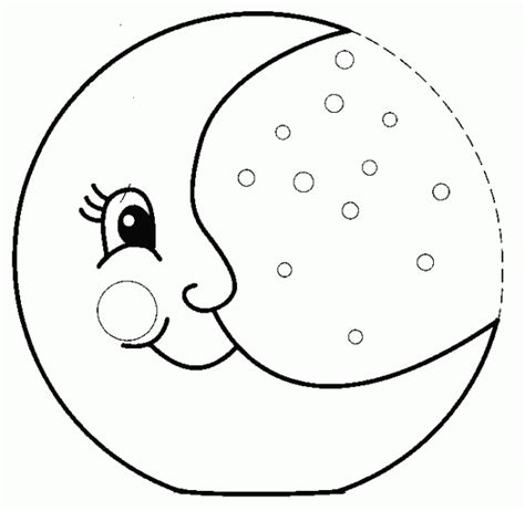 coloring pages stars moon smiling moon coloring pages cartoon characers