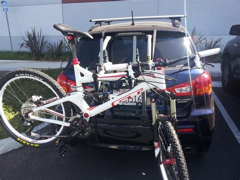 How To Put On A Saris Bike Rack by Saris Bones Vehicle Rack Reviews Mountain Bike Reviews Singletracks