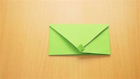 Make An Origami Envelope - 3 ways to make an envelope wikihow