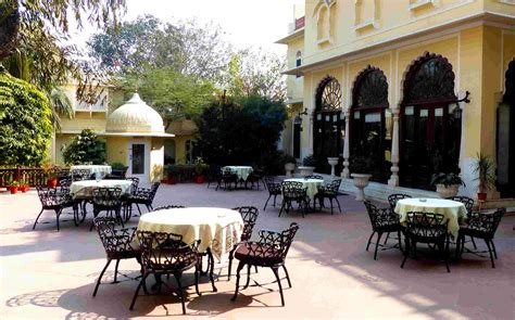 Patio Steakhouse Tell City by Alsisar Haveli Played Host To The Maharajas For 5 Centuries
