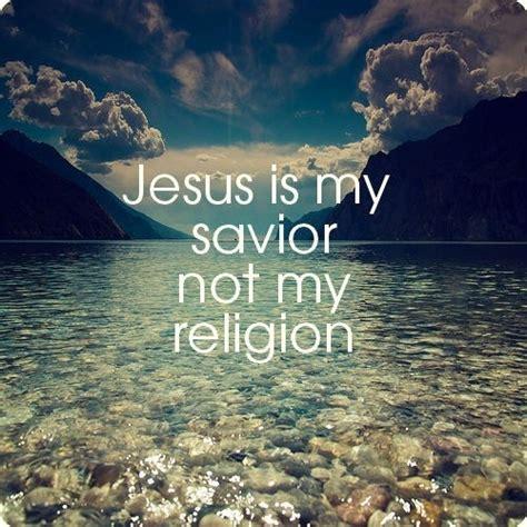 jesus is my jesus is my savior living by faith