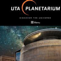 uta planetarium university texas arlington