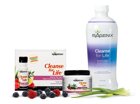 The S Own Detox System by Isagenix Cleanse For Abundant Energy