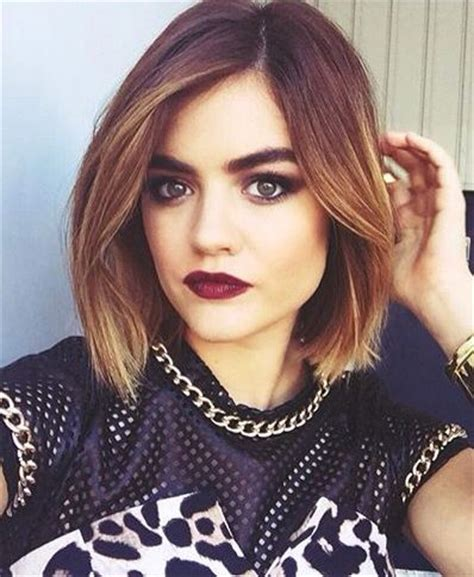lucy hale short hair bob 25 best ideas about lucy hale haircut on pinterest lucy