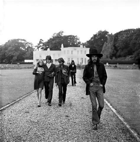 photo session the last photo session tittenhurst park 1969 the beatles