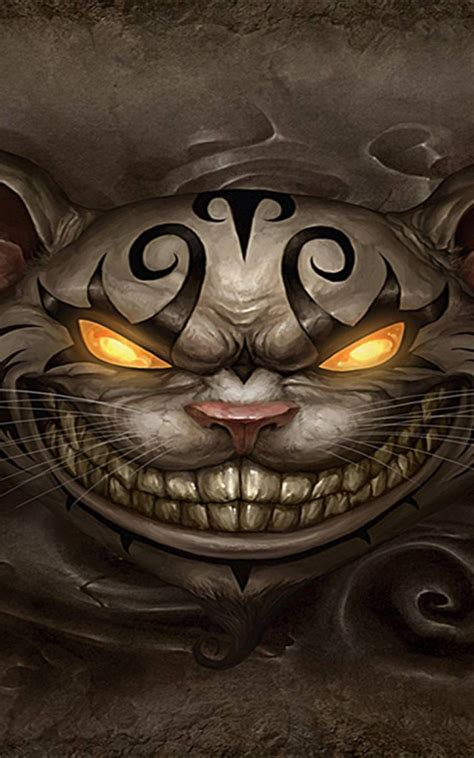 cheshire cat wallpaper android alice madness returns cheshire cat ps4 android wallpaper