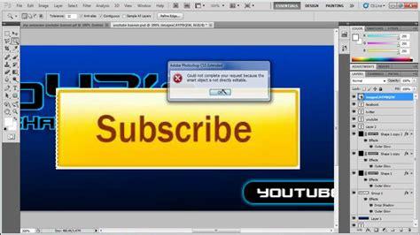 tutorial photoshop cs5 banner photoshop cs5 partner banner tutorial youtube