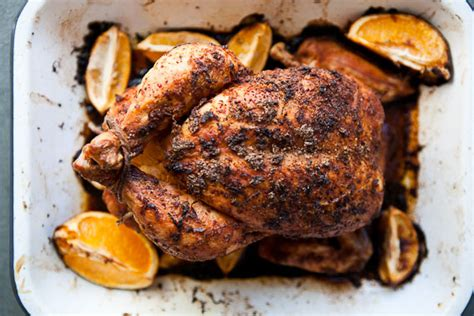 roasted whole chicken eatsy citrus roasted whole chicken etsy journal