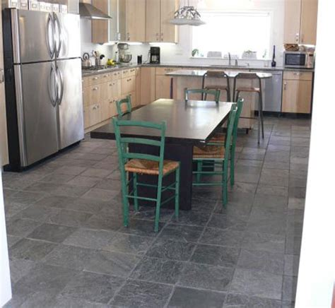 Kitchen Island Table Combo by Types Of Flooring For Kitchen Captainwalt Com