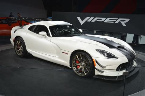 2018 dodge viper release date car review 2018
