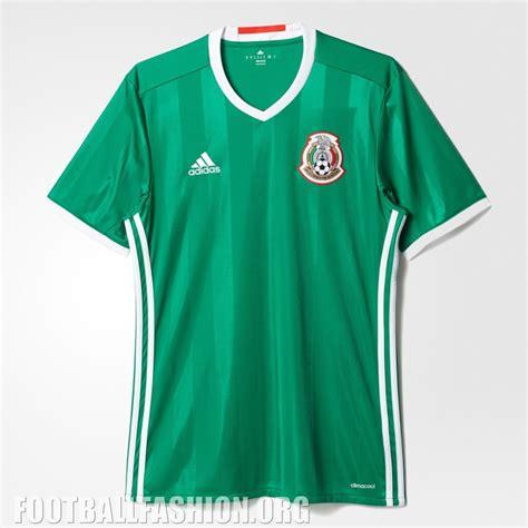 Jersey Meksiko mexico 2016 copa am 233 rica centenario adidas home jersey