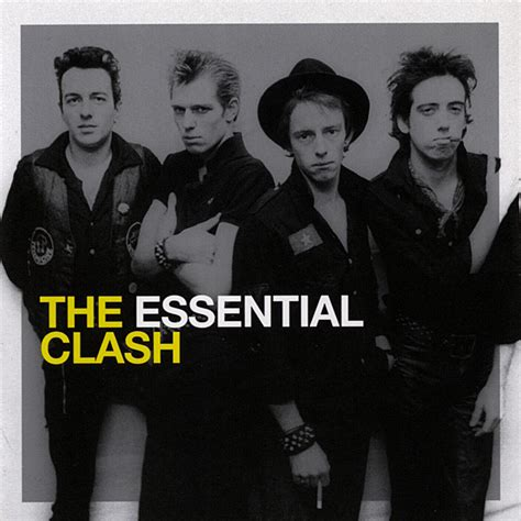 best of the clash the clash the essential clash cd at discogs