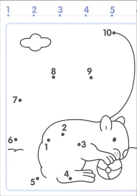 connect the dots numbers 1 10 printable free worksheets 187 printable dot to dot 1 10 free math