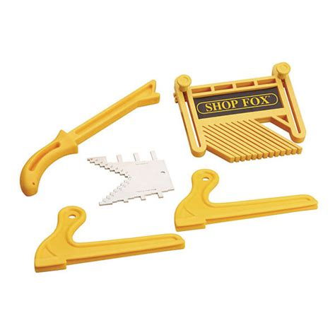 Table Saw Safety by Shop Fox 5 Pc Table Saw Safety Kit D4061