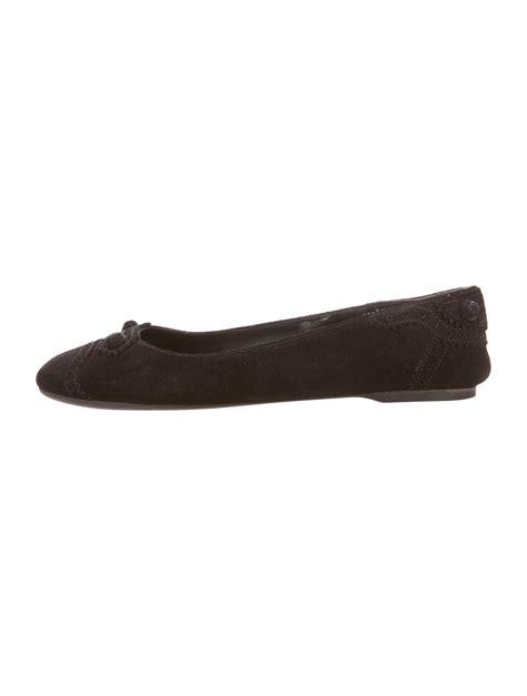 balenciaga flat shoes balenciaga arena flats shoes bal26961 the realreal