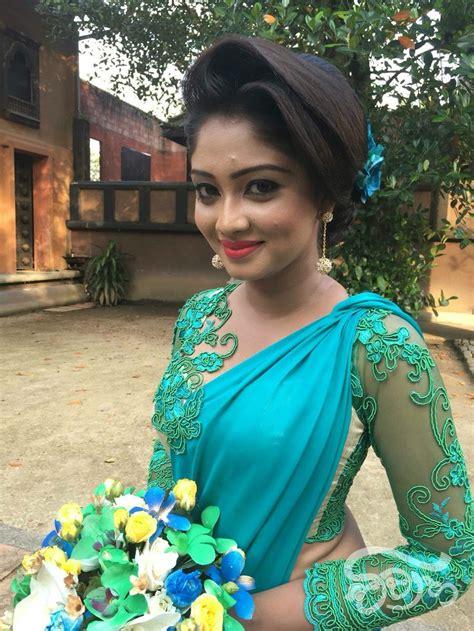 sri lankan actress saree designs 2018 427 best images about sri lankan bridal styles on