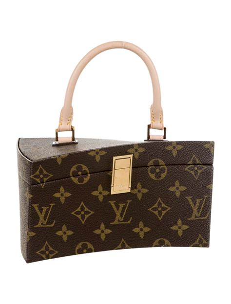 louis vuitton twisted box frank gehry handbags