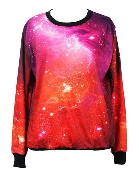 colourful pattern hoodies pandolah neon galaxy cosmic colorful patterns print