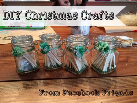 diy christmas crafts from facebook friends part 2