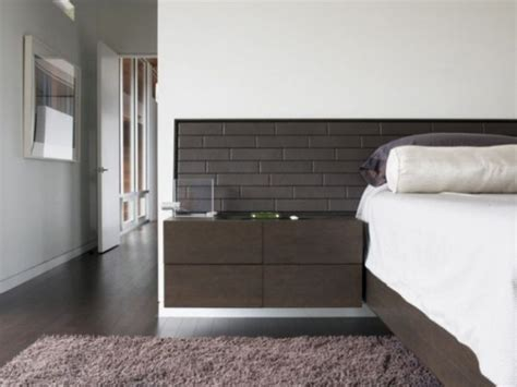 headboard nightstand attached solid walnut bed headboard with nightstand attached modern
