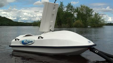 fishing boats you can ski behind cargo wave towable storage for your personal watercraft