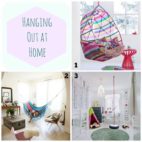 hanging a swing indoors hanging out at home ways to hang a swing hammock or