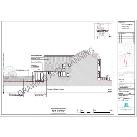 dwg file format specification single storey side rear extension auto cad drawings