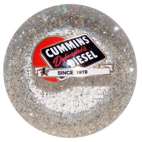 cummins logo shift knobs