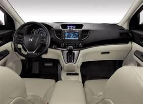 2018 honda cr v interior release date price 2017