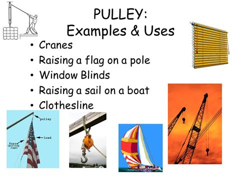 on a boat pulleys are used to raise and lower do this on page 23 write this ppt video online download