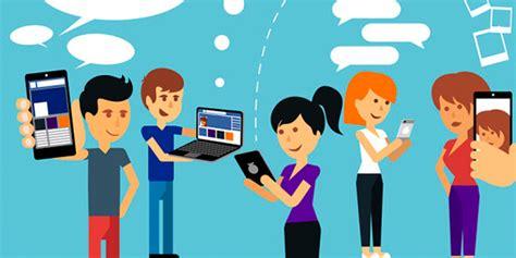 imagenes de personas en redes sociales el buen manejo y la influencia de las redes sociales en la