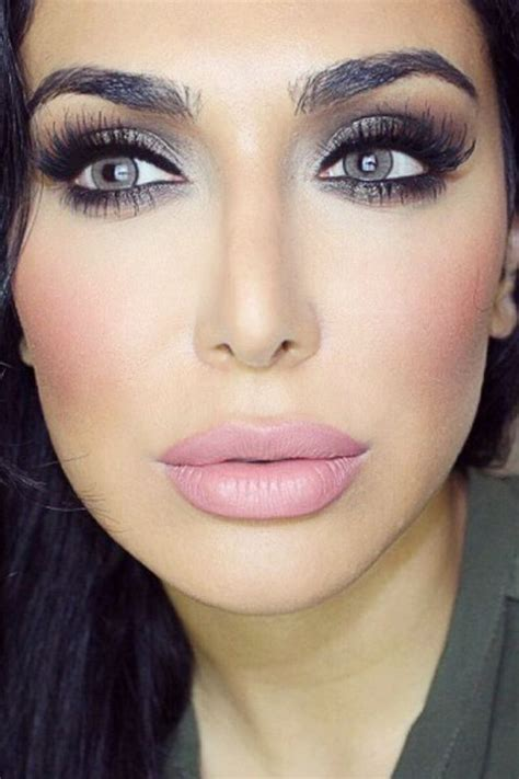 Makeup Huda huda kattan america dubai make up artist makeup inspiration make up