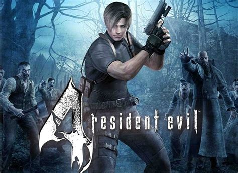 Ps4 Resident Evil 4 By Cgbgameshop resident evil 4 ps4 review we write things