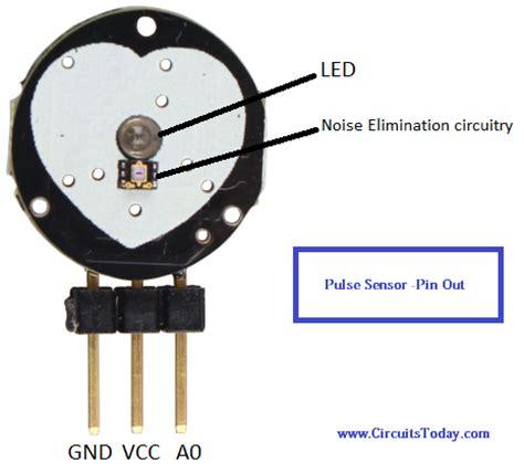 beat pulse sensor pulse sensor and arduino interfacing