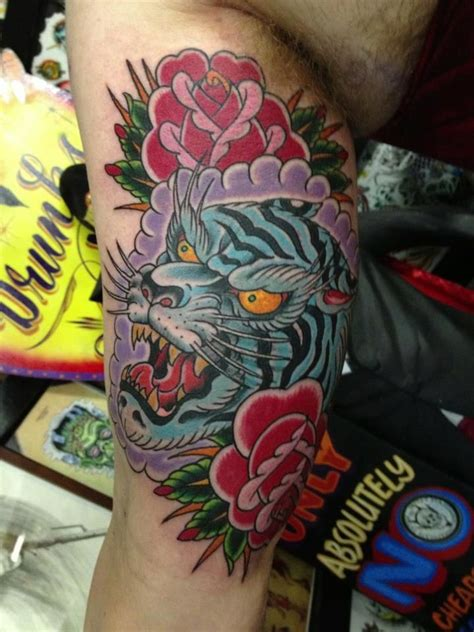 immaculate tattoo by aaron coleman immaculate usa my board