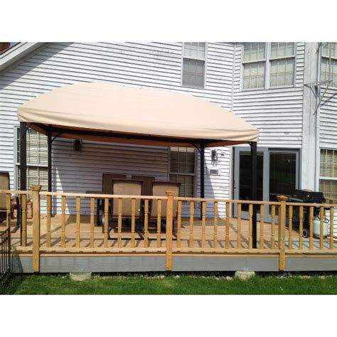Backyard Creations Awning Backyard Creations Replacement Canopy 2017 2018 Best