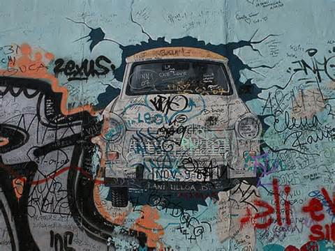 Berlin Wall Murals Berlin Wall Murals Artworks Abc Radio National