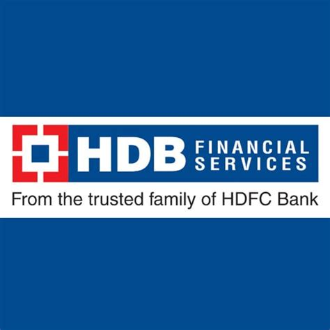 HDB Financial Services Ltd.   Insurance & Loan Agents