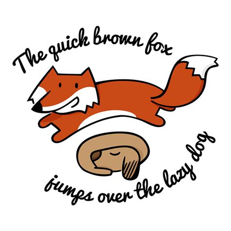 the brown fox jumps the lazy the brown fox jumps the lazy on behance