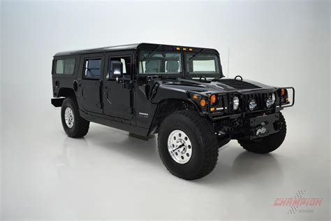 hummer  wagon champion motors international  luxury classic vehicle dealership