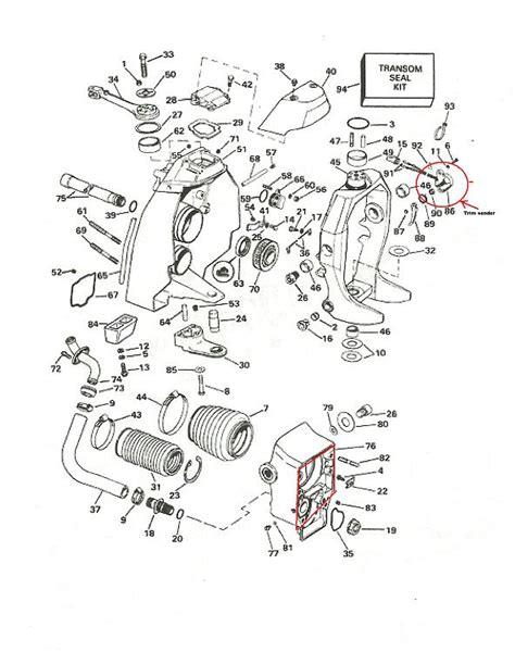 volvo penta sx outdrive diagram volvo sx parts diagram volvo penta marine engine parts