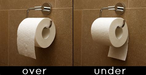 how to hang toilet paper which way do you hang your toilet paper livinghouse blog